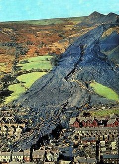 Aberfan disaster October 1966