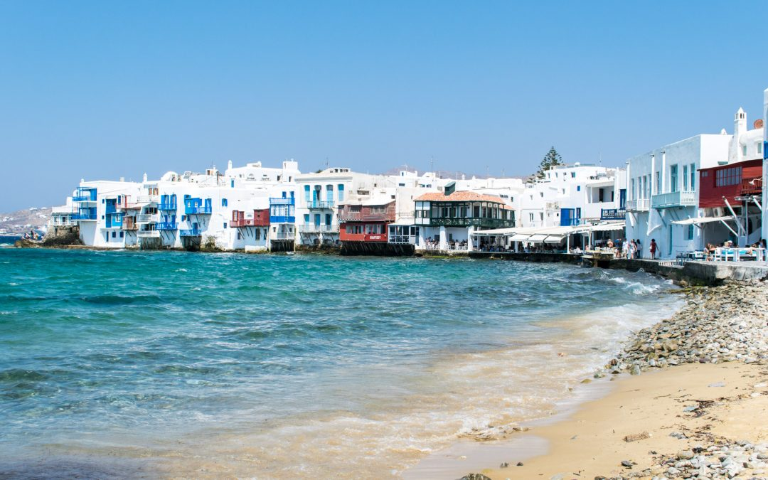 Postcard from….Mykonos
