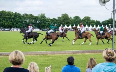 Gloucestershire Festival of Polo at the Beaufort Polo Club