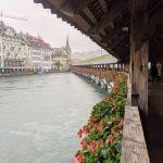 Chapel Bridge, Lucerne