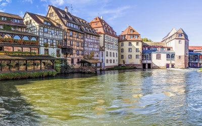 Postcard from….Strasbourg