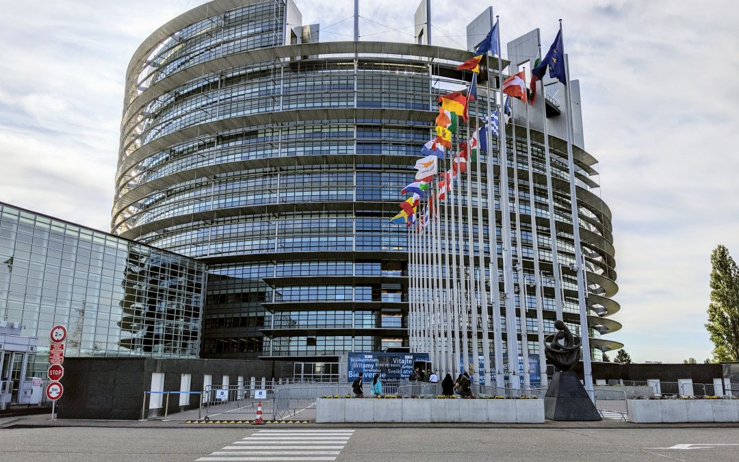 Postcard from….the European Parliament