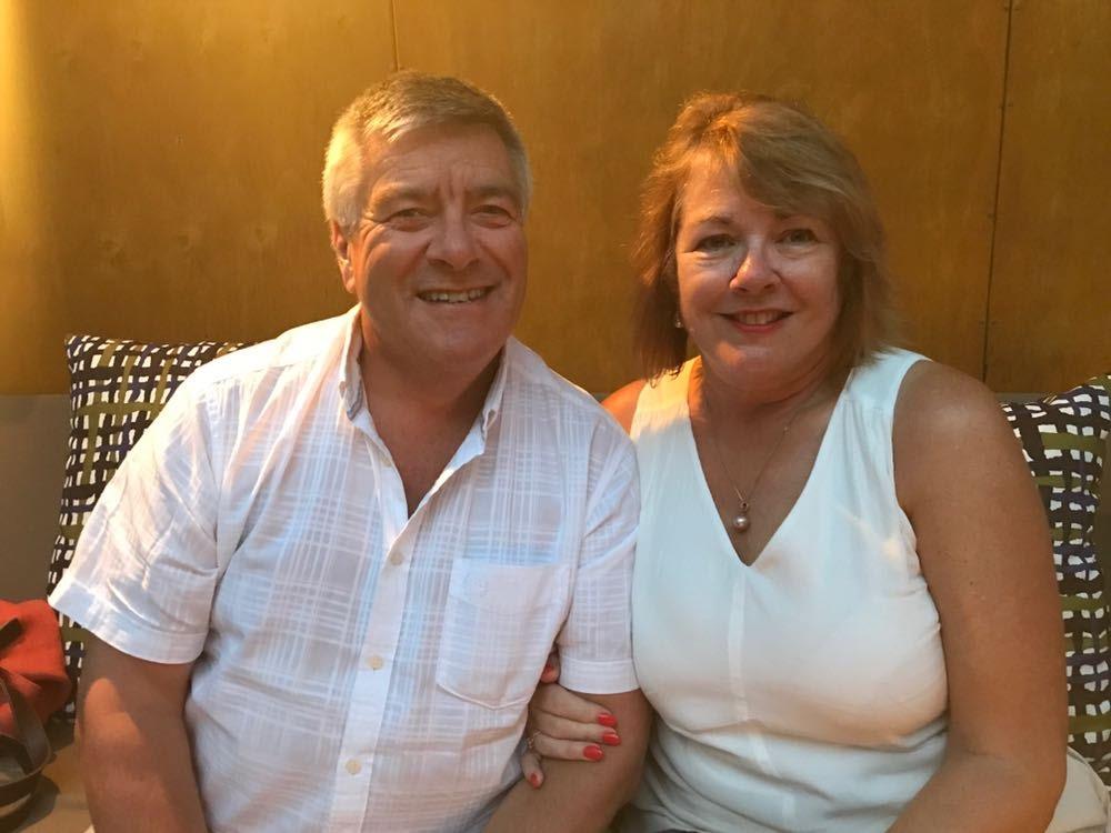 Ian Ferris & Paula Ferris