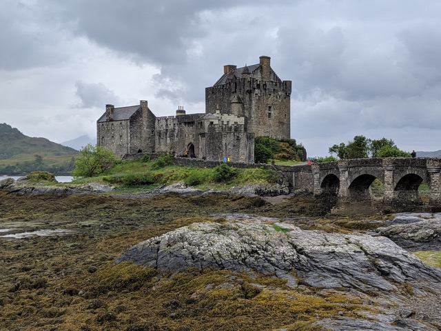 Postcard from….our tour of Scotland
