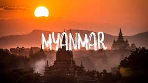 Postcard from….Myanmar