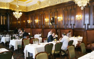 Simpson's – the best breakfast in London… is no more (gulp!)