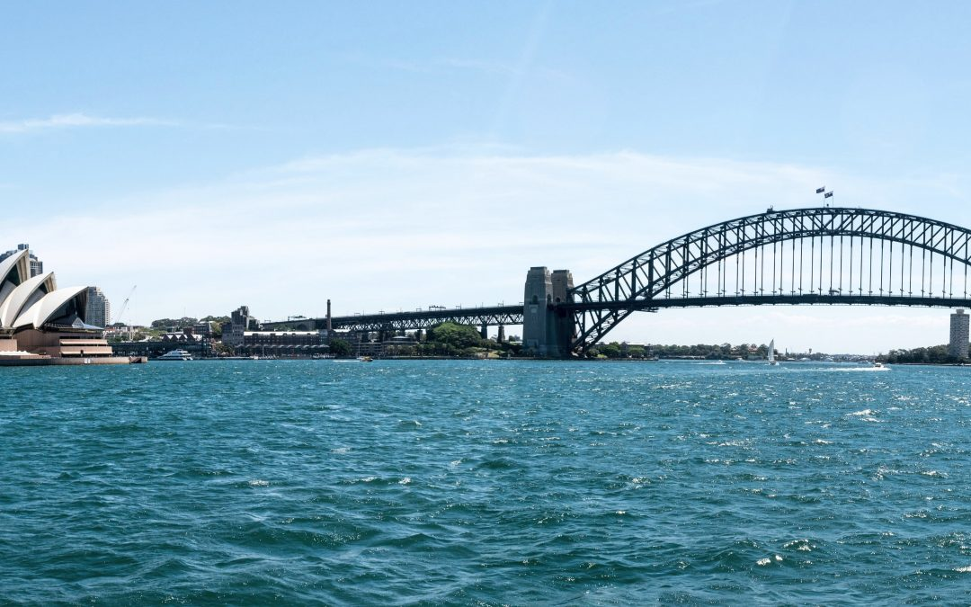 Postcard from….Sydney