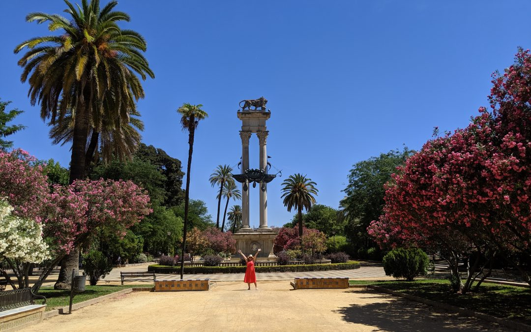 Postcard from….Sevilla: whoa!